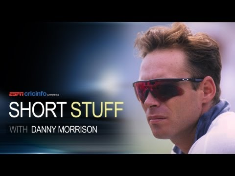 Short Stuff: Danny Morrison - 'That Lunatic Little Fast Bowler With The Crazy Look'