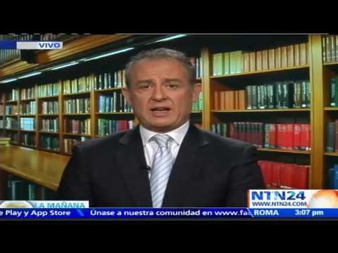 México no construirá ni pagará un muro en la frontera, reitera a NTN24 exembajador Arturo Sarukhán