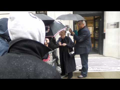 Millicent Martin in London 24 10 2015 (2)