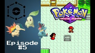 Pokemon Crystal 2.0 Walkthrough (Rom Hack) - #5
