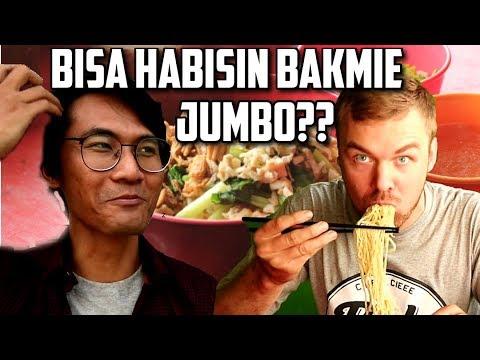 JUMBO! Bakmie Uban Jakarta BuleKulineran FVLOG #94