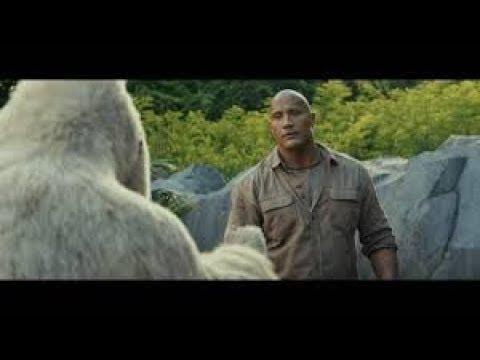 Download RAMPAGE Trailer #3 NEW 2018 Dwayne Johnson Monster Movie FULL HD 1080P