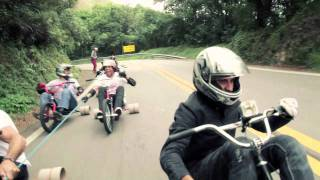DRIFT TRIKE  MTV SPORTS - MAKING OFF-DREAM BIKE
