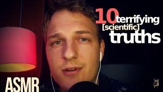 10 terrifying truths ab๐ut the world [ASMR whisper science]