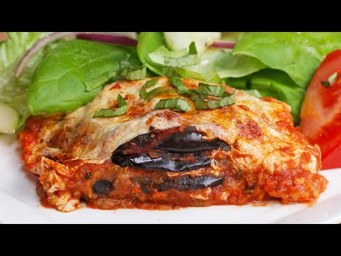 Lighter, Faster Eggplant Parmesan