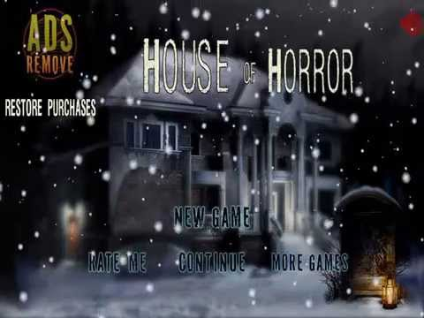 Walkthougth The House Of Horror: Can You Escape?