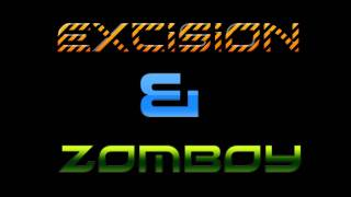 Excision & Downlink - Existence VIP &  Zomboy - Dirty Disco