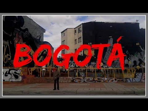 Bogotá en palabras