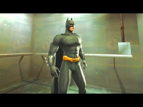 Batman Begins - Walkthrough Part 10 - Gotham City: The Black Market