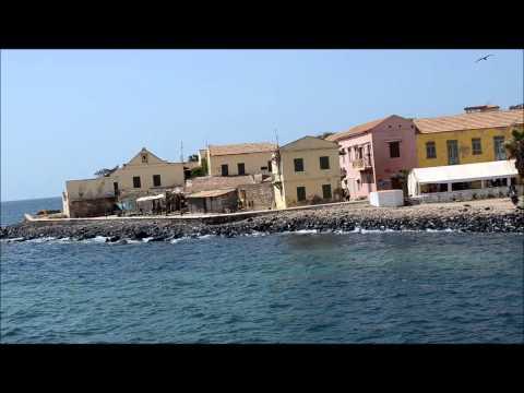 GOREE SLAVE ISLAND- Senegal