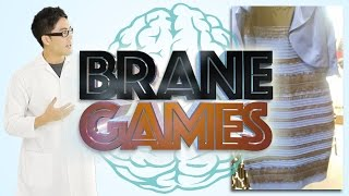 Repeat youtube video Brane Games: What Color is the Dress?