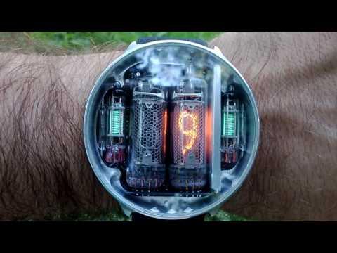 NIWA NIxie watch test.