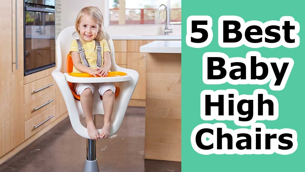 Best Baby High Chairs 2017 Top 5 Reviews