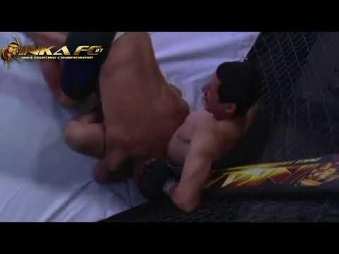 "INKA FC 27: (Almeida Bjj) Adrian Castro vs Wilder ""El trueno cusqueño"" Pinedo (Sarria Inka Fighters)"