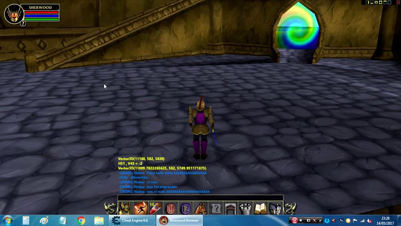 Image sherwood dungeon mobile vs darkblood raider. Jpg   sherwood.