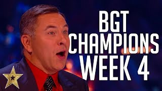 Britain's Got Talent: The Champions Auditions! | WEEK 4 | Got Talent Global