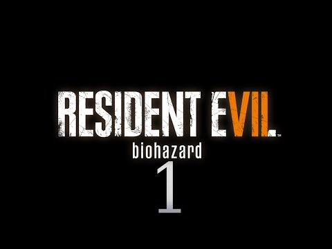 Cry Plays: Resident Evil 7 [P1]