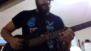 Black Sabbath-Snowblind(guitar Cover)