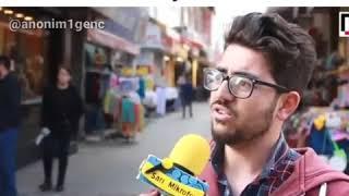 Sokak Röportajı (Montaj)-Dayınızın tek kız kardeşi sizin neyiniz olur?