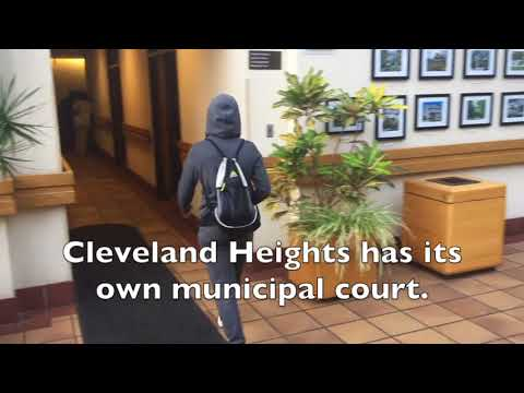 Municipal Courts In Cuyahoga County Are Nearly As Ubiquitous As McDonald's