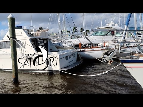 After Hurricane Irma: Assessing the Damage (Sailing Satori)