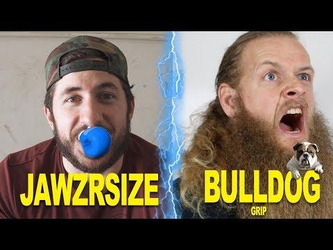 CALLING OUT JAWZRSIZE + Bench Press Bulldog Grip ft Alan Thrall