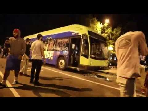 Chaos In Richmond, Virginia May/29/2020 (Person Shooting An AR15 And Bus Explosion)