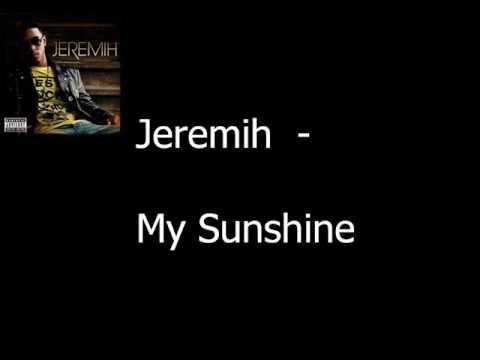 Jeremih - My Sunshine