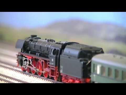 Schnellzug-Wagen D182 + BR03.1 DCC Ep.3