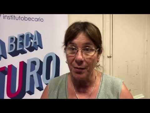Se rubricó el convenio para que funcione en Villa Elisa una delegación del Instituto Becario