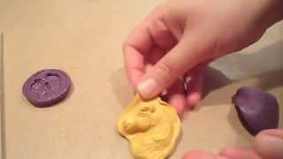 silicone mold making قالب السيليكون