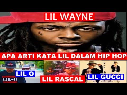 Apa Arti Kata LiL Dalam Hip Hop ??? #InfoBoimBroo1