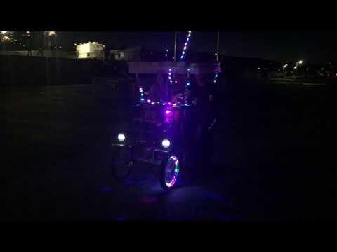 Wheel Fun Rentals Point Ruston Night Rides