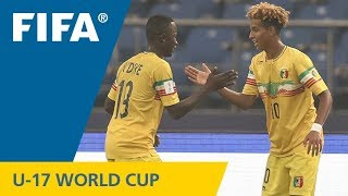 TOP GOALS: Salam Jiddou (MLI) v New Zealand - FIFA U-17 World Cup 2017