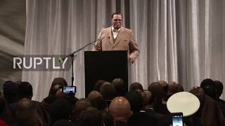 USA: Nation Of Islam Leader Brands 'liar' Trump An 'anomaly'