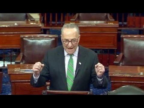 Breaking News:  Senate debates Dan Coats nomination for national intelligence director  Mar 15. 201