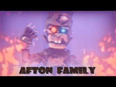 FNAF/SFM: Afton Family