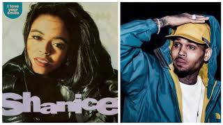"""Shanice vs Chris Brown - """"I'm Undecided About Your Smile"""" mashup"""