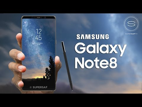 Samsung Galaxy Note 8 FINAL Leaks & Rumors