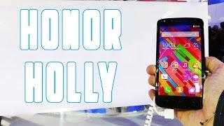 Honor Holly, primeras impresiones MWC 2015