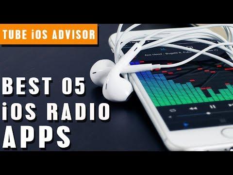 5 Best Radio Apps For iOS 2018 | iOS