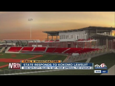 State responds on stadium: Kokomo failed to get approval
