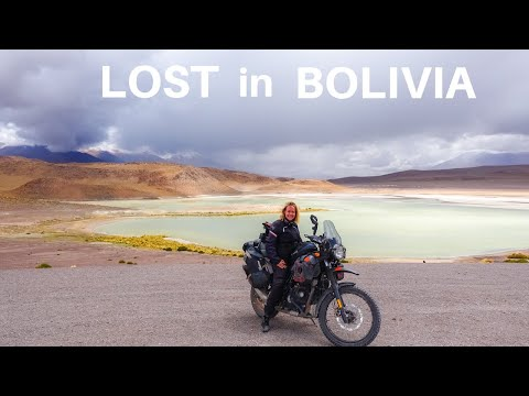 [S2 - Eps. 58] I'm LOST at 4,600 meters altitude in BOLIVIA