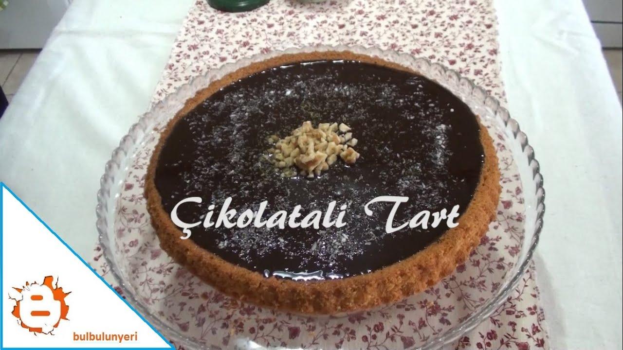 Pudingli Mozaik Tart Pasta