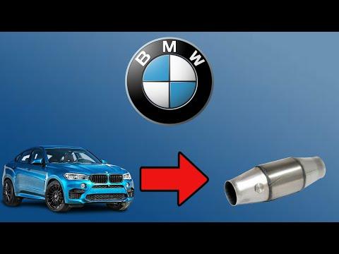 Сколько стоит катализатор BMW? Куда можно сдать катализатор?
