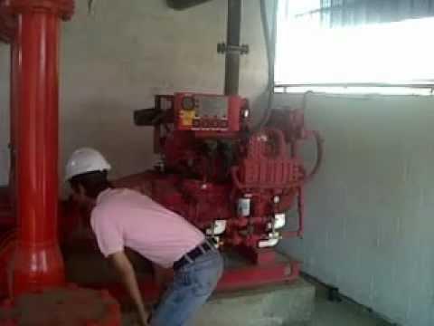 Intepi  c.a   bomba contra incendios (prueba)..3gp
