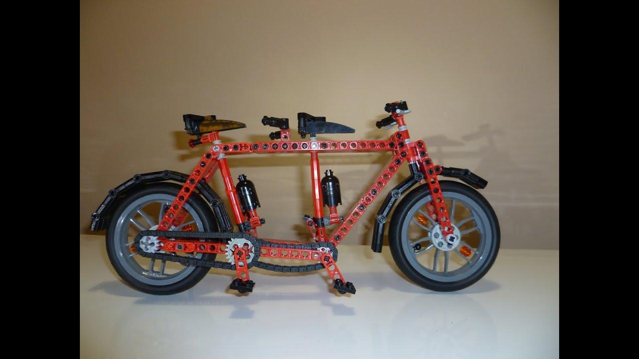 Lego Technic Tandem Bike