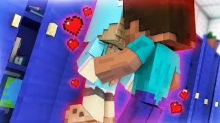 Нуб Влюбился в Девушку в Майнкрафт ! Троллинг Девочка Нубик в Minecraft Мультик Мод Любовь Нуба