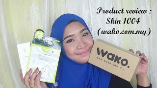 Product review : Skin 1004 Centella Asiatica Skincare Series (wako.com.my)
