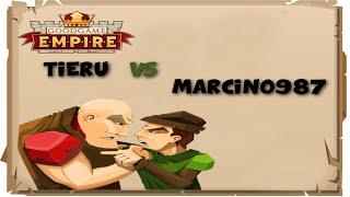 GoodGame Empire (USTAWKA) - Tieru vs Marcin0987